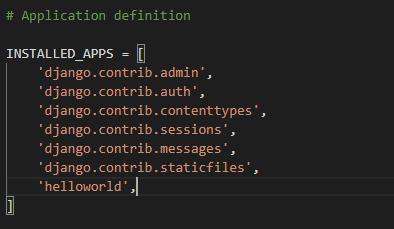 django-installed_apps